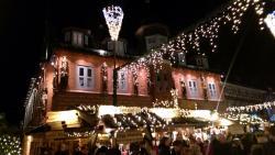 Weihnachtsmarkt Goslar Dezember 2018